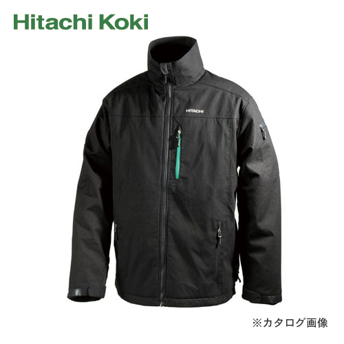 HiKOKI(日立工機) コードレスウォームジャケット 本体のみ UJ18DSL L