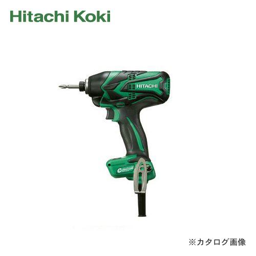 HiKOKI(日立工機) インパクトドライバ(5mコード・ケース付) WH12VE