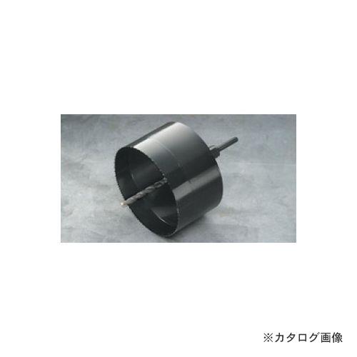 ハウスビーエム ハウスB.M バイメタル塩ビ管用ホルソー(回転用)セット品 BAH-185