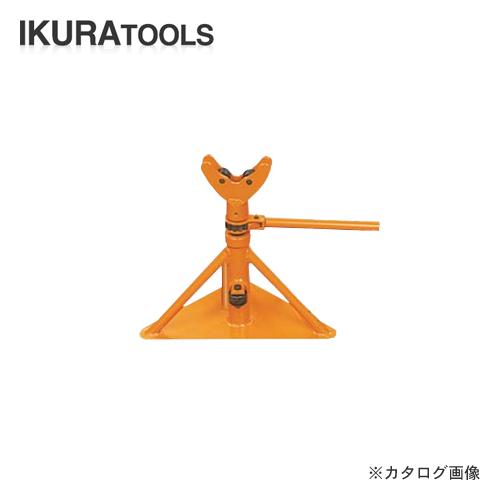 【直送品】育良精機 イクラ ローラー軸受式ケーブルジャッキ ISJ-0680