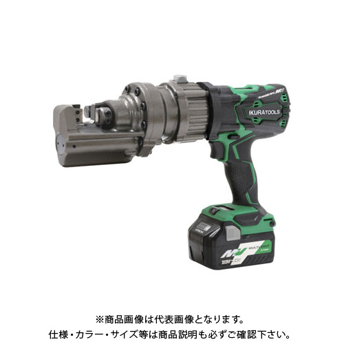 【イチオシ】育良精機 イクラ コードレス鉄筋カッター ISK-RC16LE
