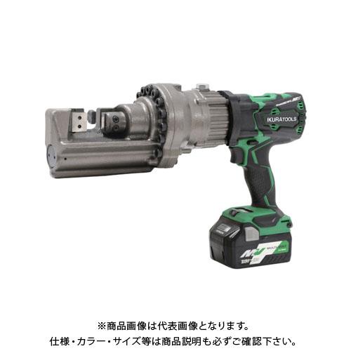 育良精機 イクラ コードレス鉄筋カッター ISK-RC19LE