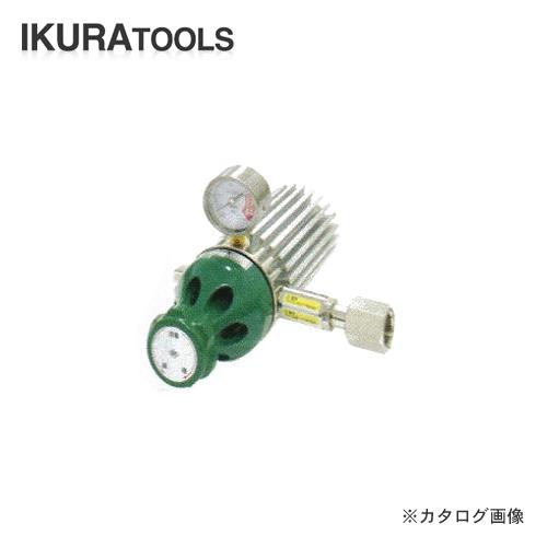 育良精機 イクラ ISK-SA160W専用 レギュレーター炭酸ガスMAG用 SA160-RG