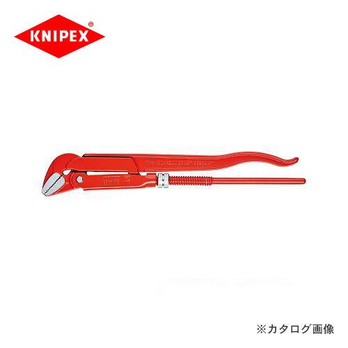 クニペックス KNIPEX 83パイプレンチ45° 1.1/2inch 8320-015