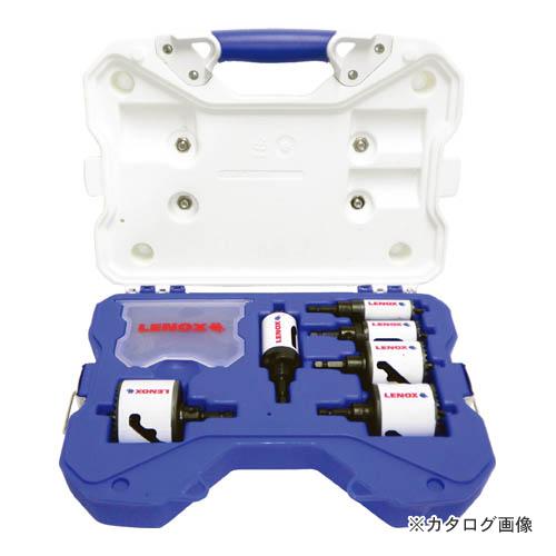 レノックス 34081-600AE バイメタル軸付ホルソーセット 電気工事用