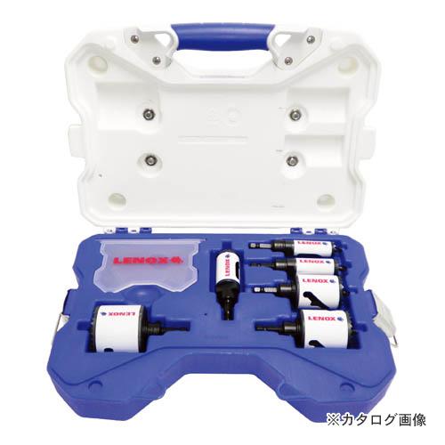 レノックス 34082-600AP バイメタル軸付ホルソーセット 配管工事用