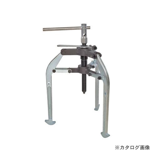 【直送品】クッコ 12-7 3本アーム固定プーラー