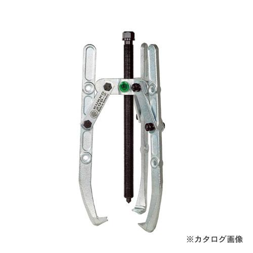 クッコ 206-01 3本アームプーラー 150MM, 株式会社神風 071b8f62