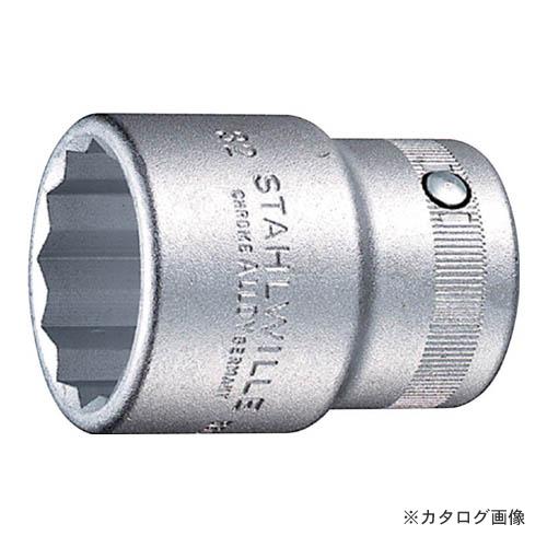 スタビレー 55A-1.7/8 (3/4SQ) ソケット (12角) (05410070)