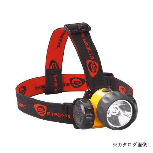 ストリームライト STREAMLIGHT 61200 ハズロ 1W LEDヘッドランプ (イエロー) UL