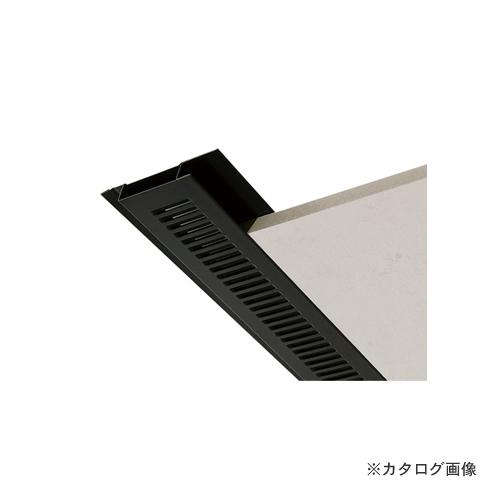 城東テクノ Joto 防火対応 軒天換気材用 長さ910mm シルバー (6本) FV-N08F-L09-SV