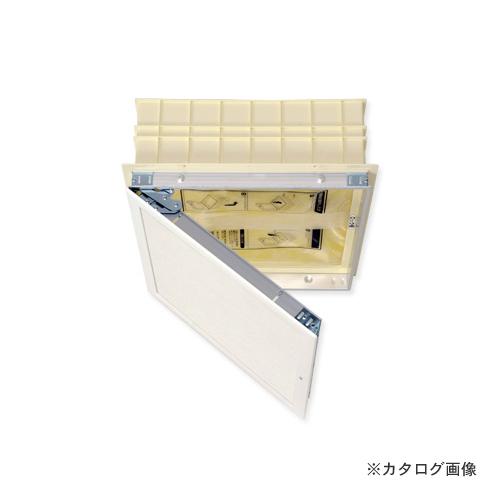 城東テクノ Joto 高気密型天井点検口用(セット梱包品) 在来軸組用 240×240(寒冷地高断熱タイプ) 点検口:ホワイト 断熱材:アイボリー (1セット) SPC-S2424BH3