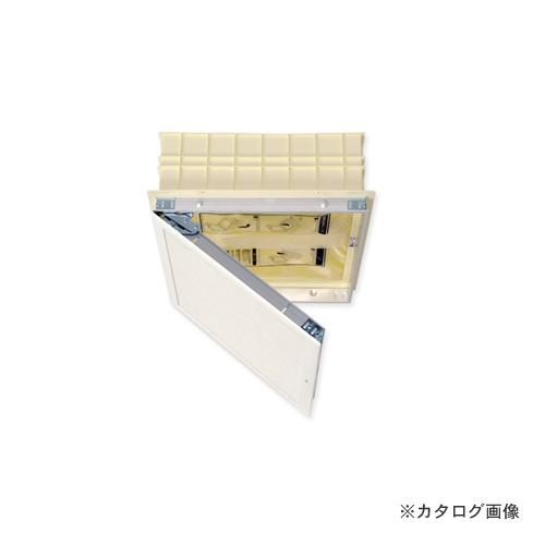 城東テクノ Joto 高気密型天井点検口用(セット梱包品) 2×4工法用 400×600(寒冷地高断熱タイプ) 点検口:ホワイト 断熱枠:アイボリー 断熱材:淡黄 (1セット) SPC-S4060BH3