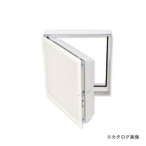 城東テクノ Joto 高気密型壁点検口 断熱タイプ 在来軸組用:455×455 点検口:ホワイト 断熱蓋:アイボリー (1セット) SPW-S4545CH1