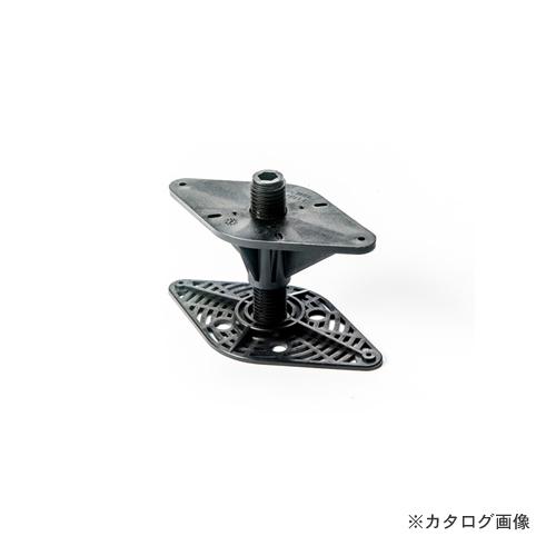 城東テクノ Joto 調整束 55mm~115mm ブラック(66ナイロン) (50コ) YK-0511
