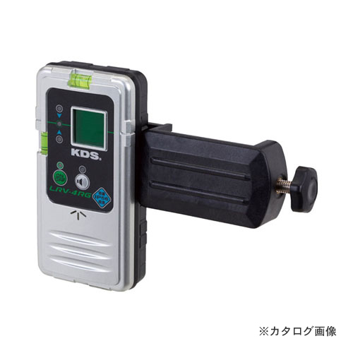 ムラテックKDS LRV-4RG 防滴レーザーレシーバー リアルグリーン(受光器)