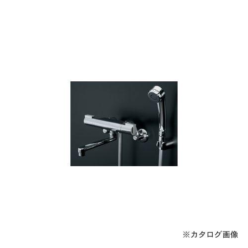 カクダイ KAKUDAI サーモスタットシャワー混合栓 173-217K
