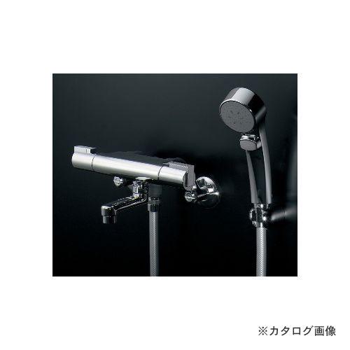 カクダイ KAKUDAI サーモスタットシャワー混合栓 173-233K
