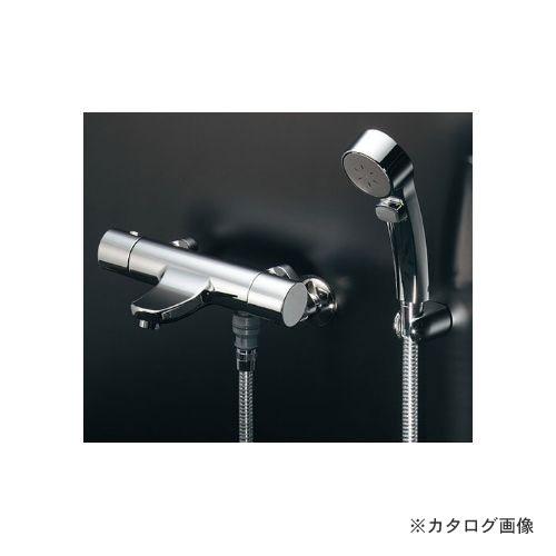 カクダイ KAKUDAI サーモスタットシャワー混合栓 173-245