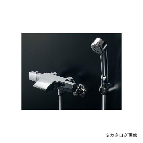 カクダイ KAKUDAI サーモスタットシャワー混合栓 173-248K