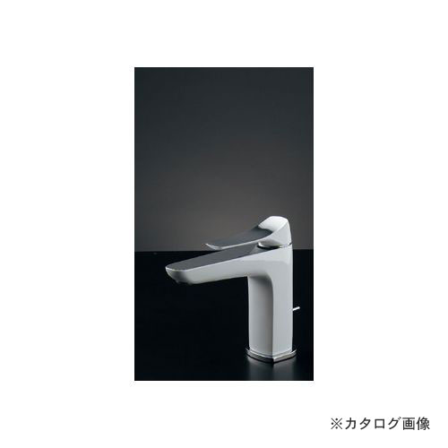 カクダイ KAKUDAI シングルレバー混合栓 183-181K