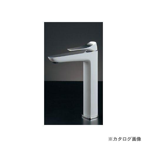 カクダイ KAKUDAI シングルレバー混合栓(トール) 183-185