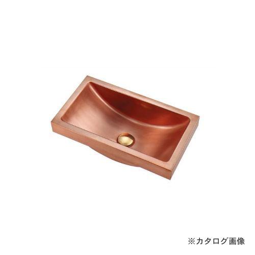 カクダイ KAKUDAI 角型手洗器 493-130