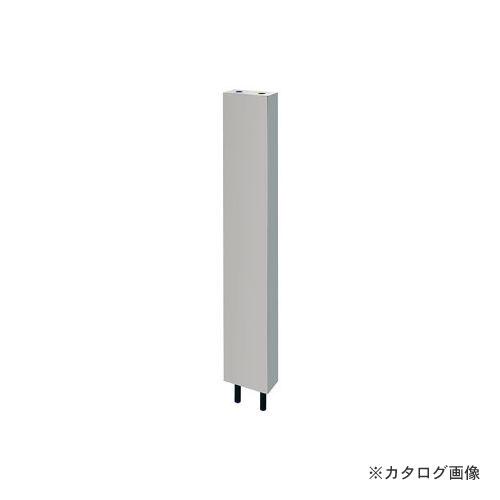 カクダイ KAKUDAI 厨房用ステンレス水栓柱(立形水栓用)//13 624-610S-120