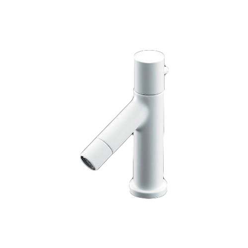 カクダイ KAKUDAI 立水栓(コットンホワイト) (旧品番:716-839-13) 716-827-W