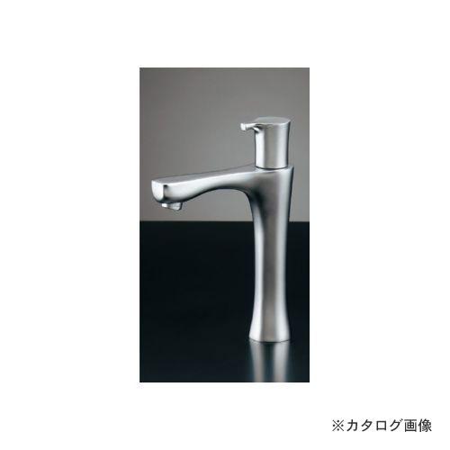 カクダイ KAKUDAI 立水栓(トール・マットシルバー) (旧品番:716-863-13) 716-851-S