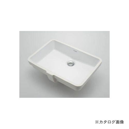 カクダイ KAKUDAI アンダーカウンター式洗面器 #DU-0330480000