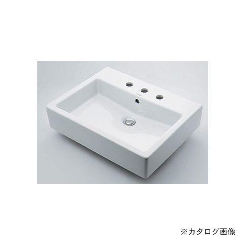 カクダイ KAKUDAI 角型洗面器//3ホール #DU-0452600030