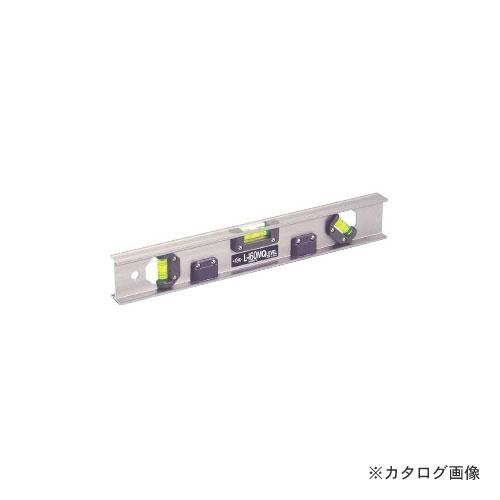 KOD アカツキ製作所 アルミ水平器M付き(パック) L160MQ-1200 003219