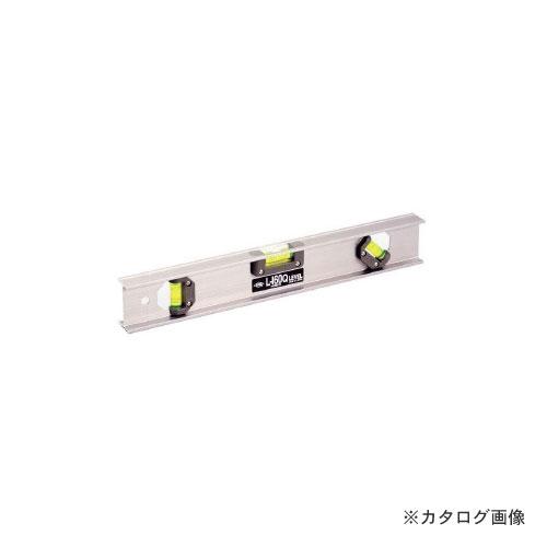 【直送品】KOD アカツキ製作所 アルミ水平器M付き(パック) L160Q-1800 003220