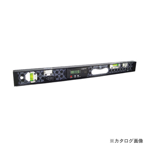 KOD アカツキ製作所 デジタル水平器 DIG-600M 600mm 003240