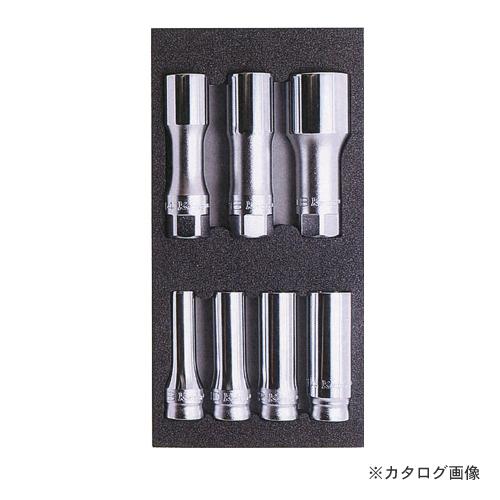 """コーケン Ko-ken Z-EAL 3/8""""(9.5mm)ベージックセットC 3286ZC"""