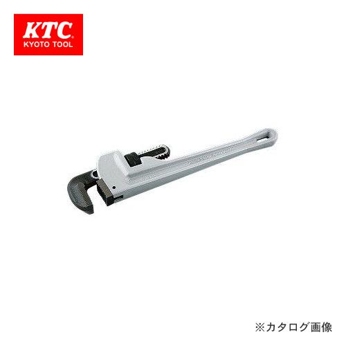 KTC アルミ合金製 パイプレンチ APWA-450