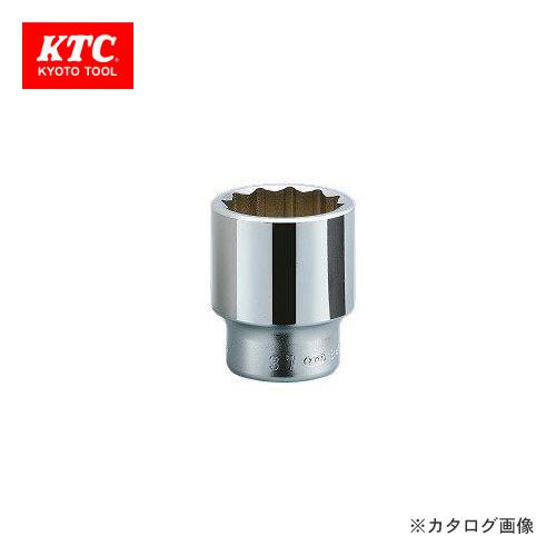 KTC 19.0sq. ソケット(十二角) B40-85