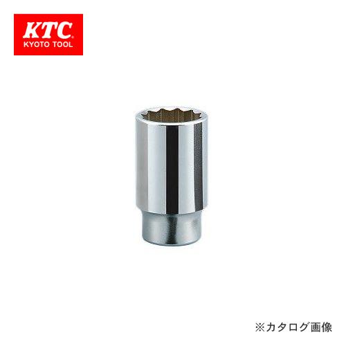 KTC 19.0sq. ディープソケット(十二角) B45-52