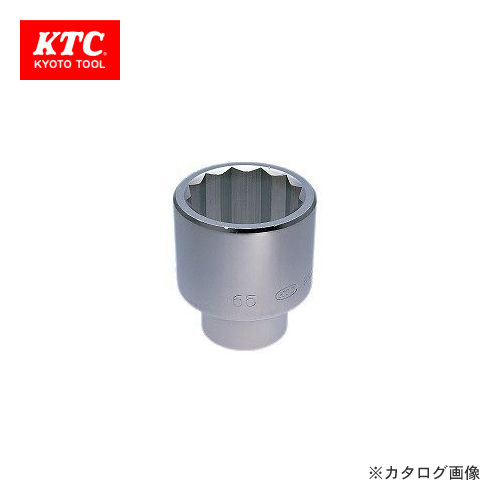 KTC 25.4sq. ソケット(十二角) B50-63