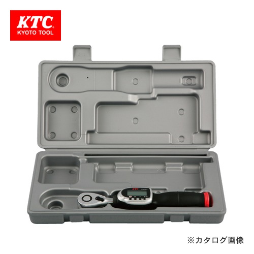 KTC 9.5sq. デジラチェ トルク ラチェット GEK060-R3