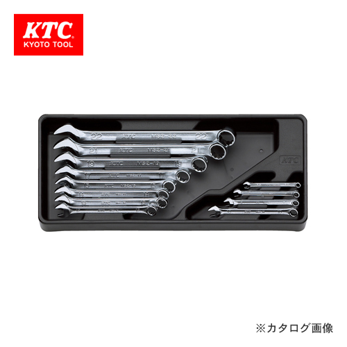 KTC コンビネーションレンチセット(12本組) TMS212
