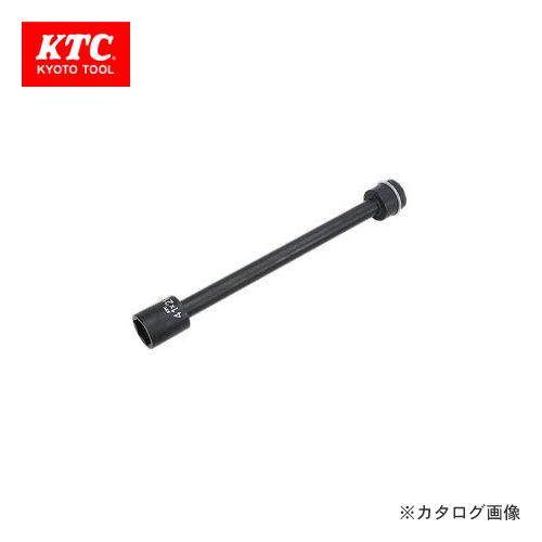 KTC 25.4sq.インパクトレンチ用ホイールナットロングコンビソケット(薄肉) ABP8ZL-4121TP