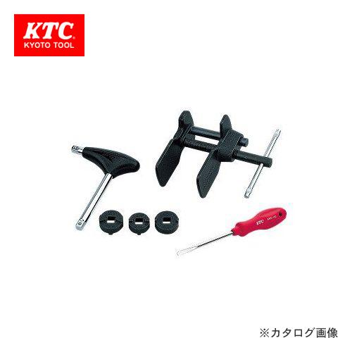 KTC ブレーキツールセット (ディスクブレーキ用・6点) ATBX6