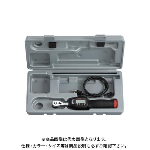 KTC 9.5sq.デジラチェ Type rechargeable(充電式) コンパクトヘッドタイプ 6~30N・m GEKR030-C3-L