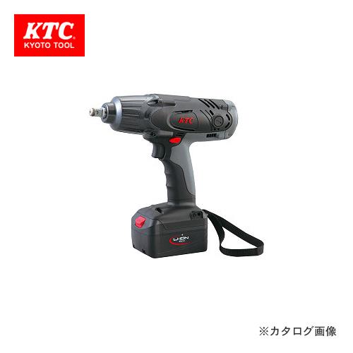 KTC 12.7sq. ホイールナット専用 コードレストルクリミットインパクトレンチセット JTAE472