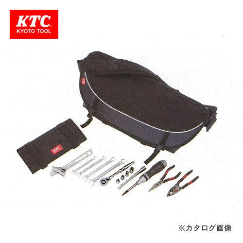 KTC アクティブツールバッグ(L)セット SK3231A