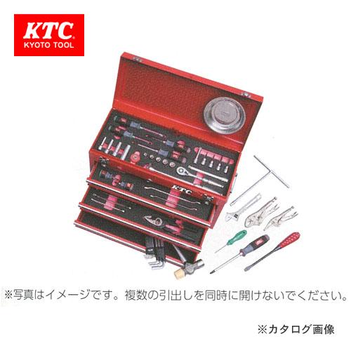 KTC モーターサイクルツールセット SK35611XMC