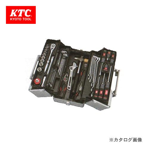 KTC 工具セット (両開きメタルケースタイプ) SK4521W