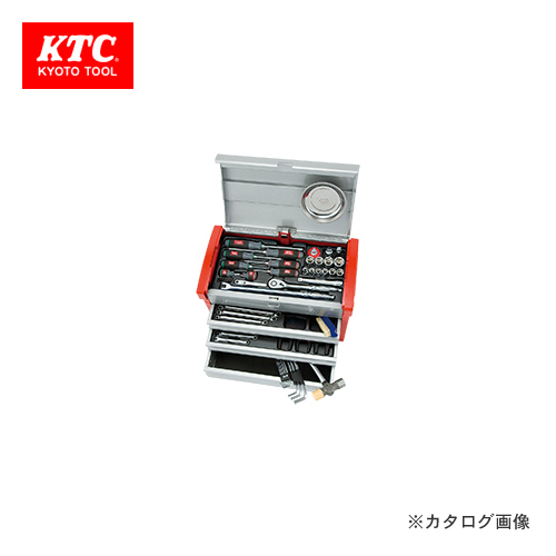 KTC 工具セット(チェストタイプ) SK4580E